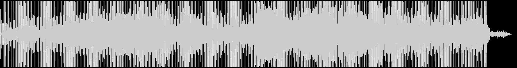 ロックテイストを織り交ぜたメロウなR&Bの未再生の波形