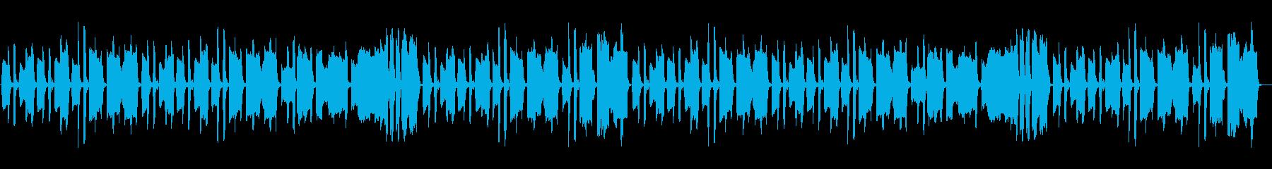 リコーダー曲 /ペットや赤ちゃん動画にの再生済みの波形