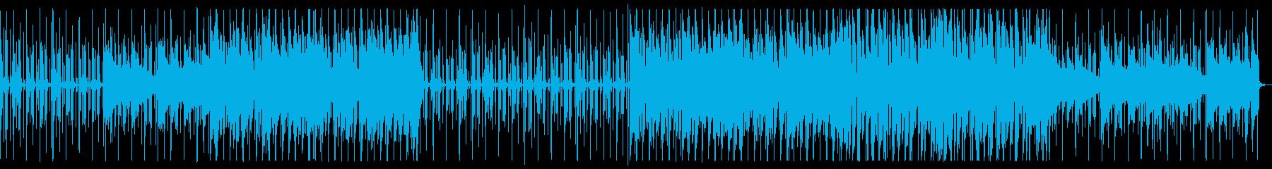ラウンジミュージック_No670_1の再生済みの波形