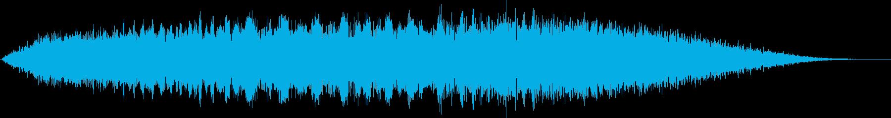 【ダークアンビエント】 シーン 監獄の再生済みの波形