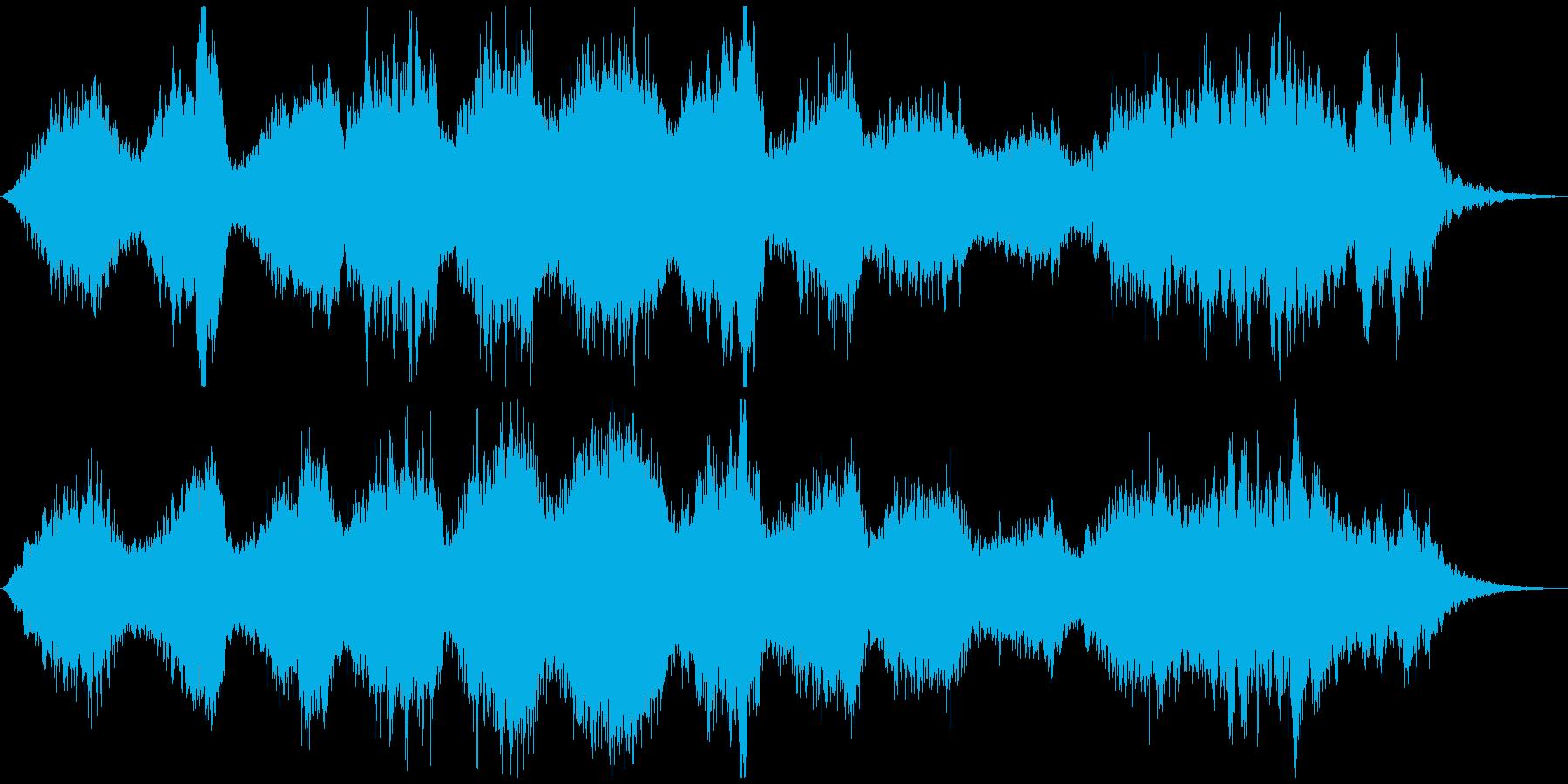 PADS 寒い日01の再生済みの波形