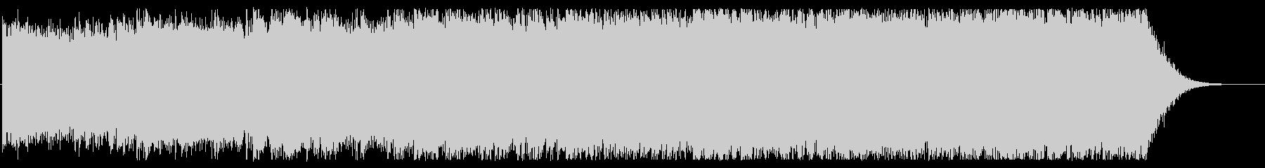 ダークファンタジーオーケストラ戦闘曲64の未再生の波形