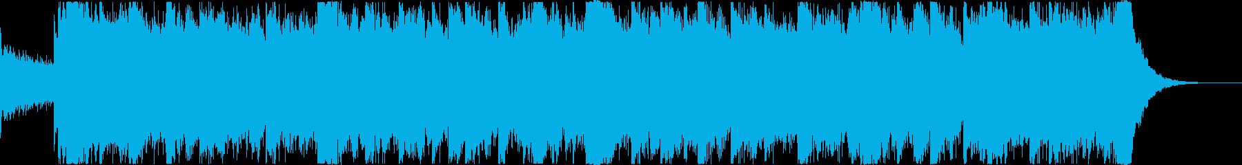 幻想的ピアノ_壮大なファンタジー_高級感の再生済みの波形