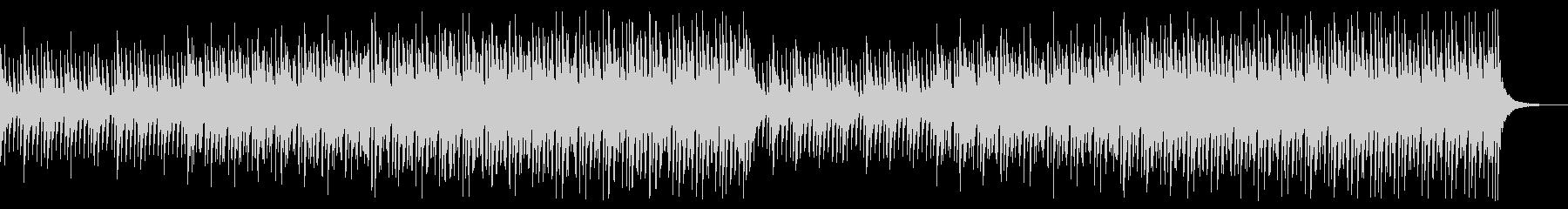ベース無しver ゆったり ピアノ&鉄琴の未再生の波形