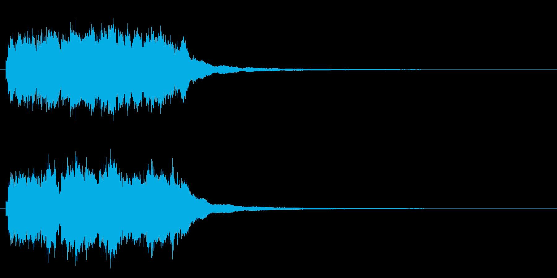 アンティークフランス地方ロータリー...の再生済みの波形