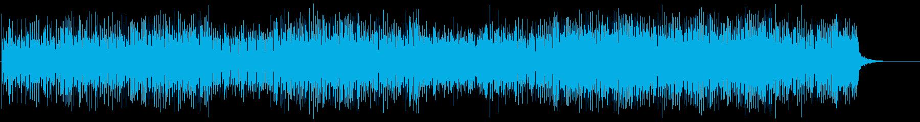 スピード 淡々 ドキュメント 報道 夜の再生済みの波形