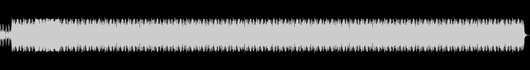 大河時代劇風BGMの未再生の波形
