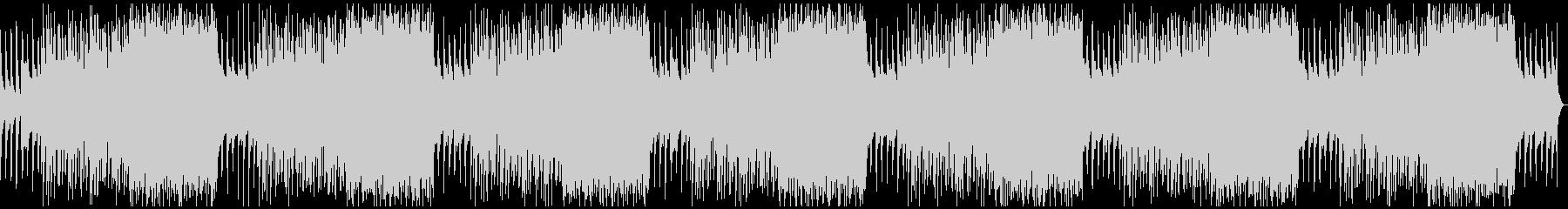 チルアウト、ローファイの未再生の波形