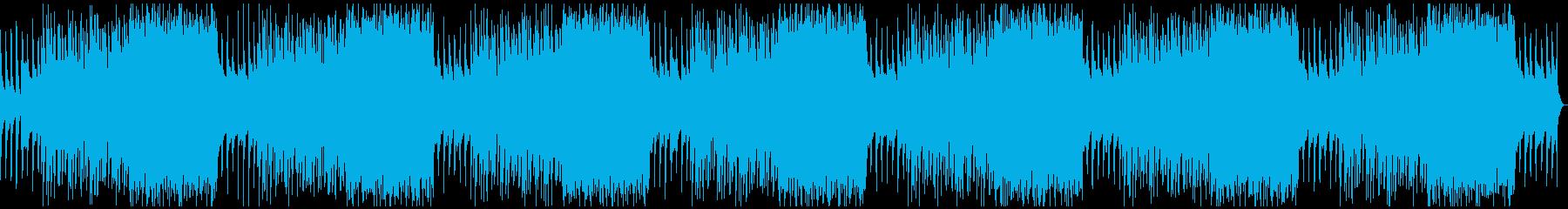 チルアウト、ローファイの再生済みの波形