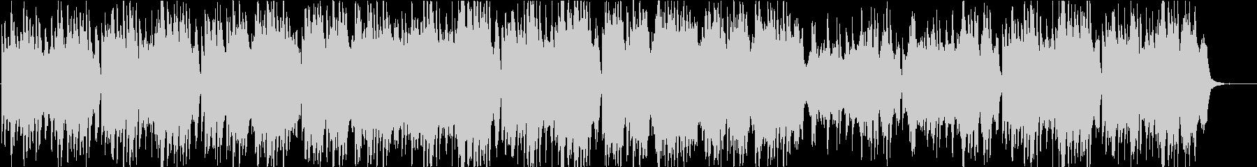 クラシック楽器。 JSバッハのスタ...の未再生の波形