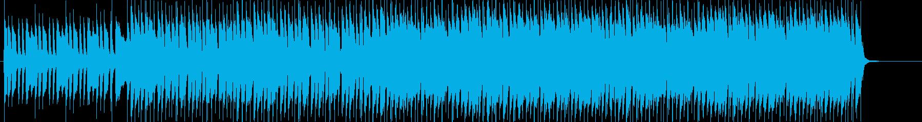 正統派アイドル可愛いポップス【ループ可】の再生済みの波形