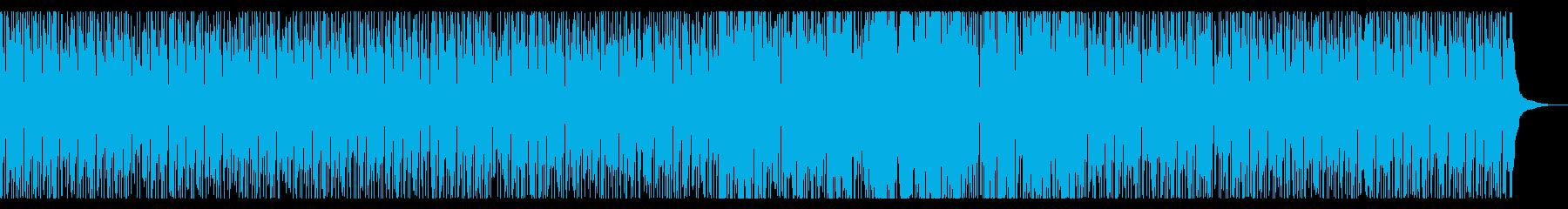 童謡「こいのぼり」元気いっぱいポップの再生済みの波形