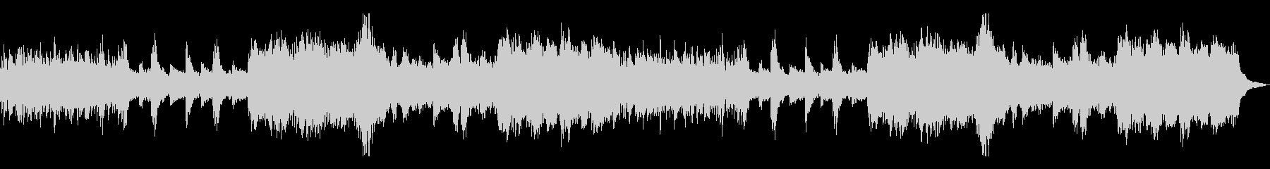 静かな緊迫/モダンな和風曲9B-ピアノ他の未再生の波形