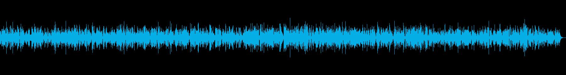 疲れた夜にしっとり聴きたいムードJAZZの再生済みの波形