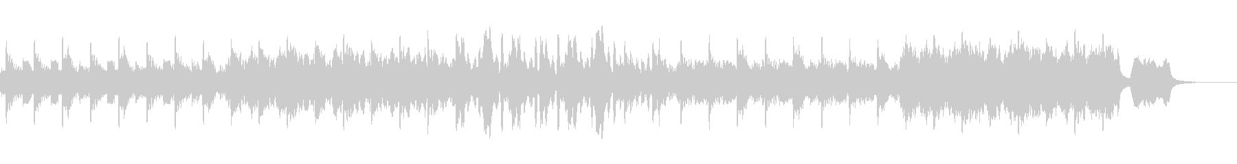 「変拍子」VP映像用オーケストラ壮大の未再生の波形