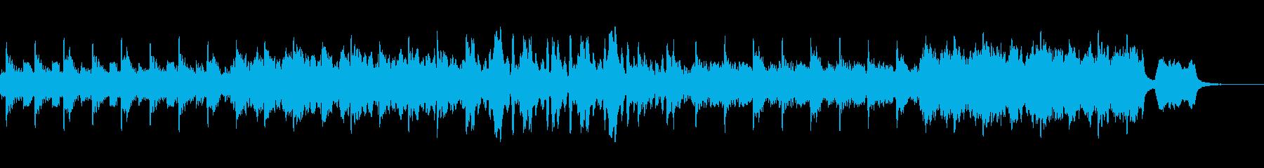 「変拍子」VP映像用オーケストラ壮大の再生済みの波形