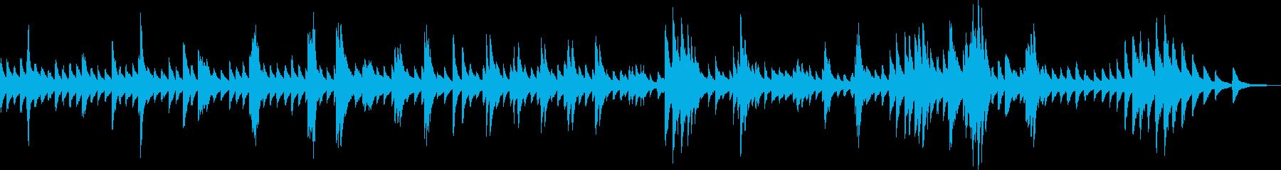 後悔(ピアノ・悲しい・暗い・BGM)の再生済みの波形