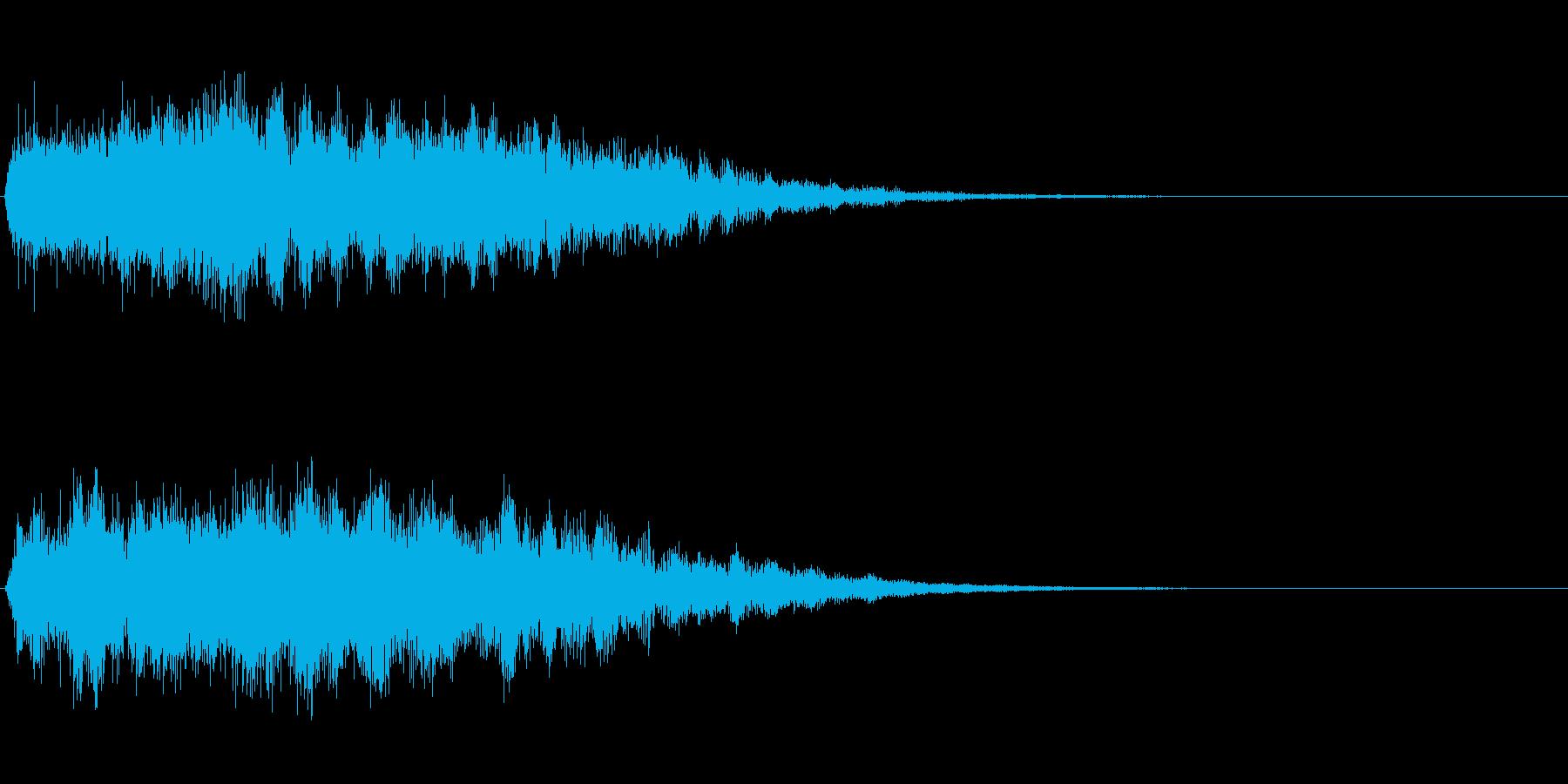 Dark_Attack-23の再生済みの波形
