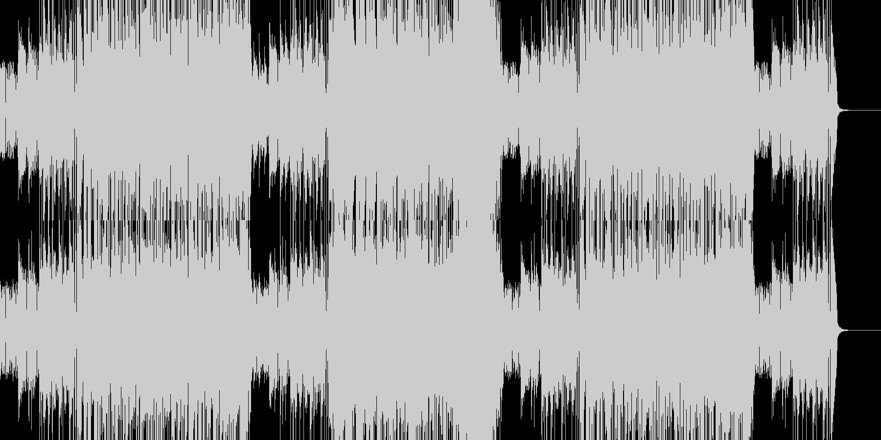 エレキGt生録(Smooth Jazz)の未再生の波形