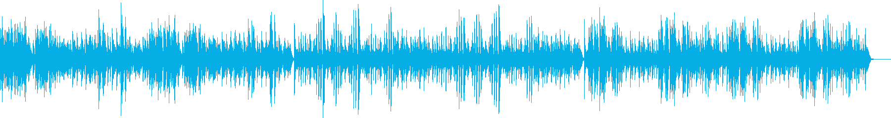 ディキシーランド ラグタイム モダ...の再生済みの波形