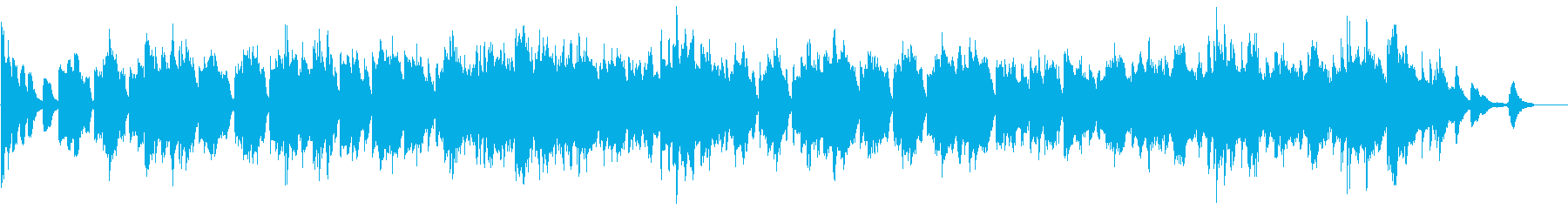 Rワーグナーの有名なクラシックのピ...の再生済みの波形