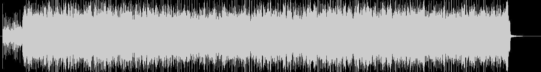ザクザクスラッシュメタルの未再生の波形