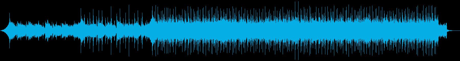 VP系15、疾走・高揚・躍動感、ロックBの再生済みの波形