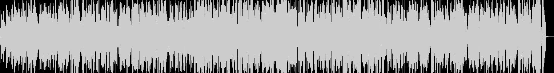 ピアノ・トリオNo.2の未再生の波形