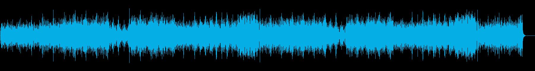 無国籍風サウンド(ドキュメント向け)の再生済みの波形