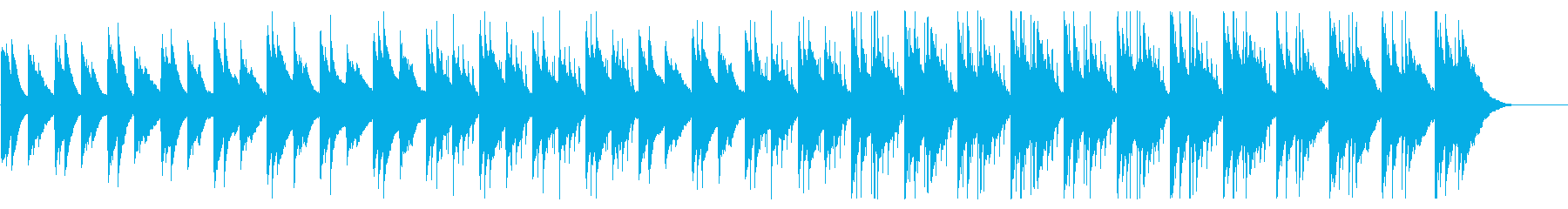【リズム抜き】エレピとギターのメロウな曲の再生済みの波形