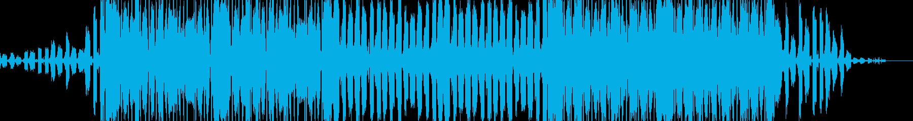 ラウンジ まったり ブルース ゆっ...の再生済みの波形