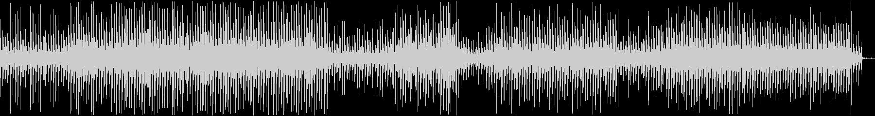電子。スローダウンマイハート。催眠...の未再生の波形