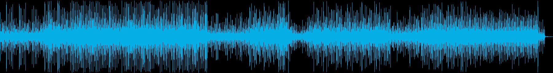 電子。スローダウンマイハート。催眠...の再生済みの波形