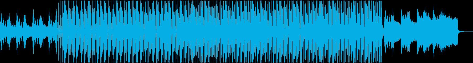 キラキラ明るくかわいく楽しい企業VP_2の再生済みの波形