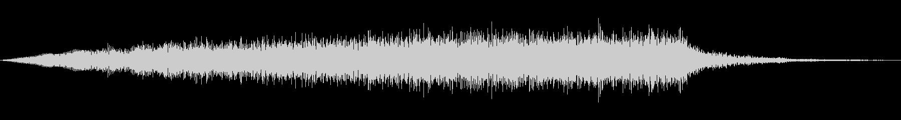 ジングル101hの未再生の波形