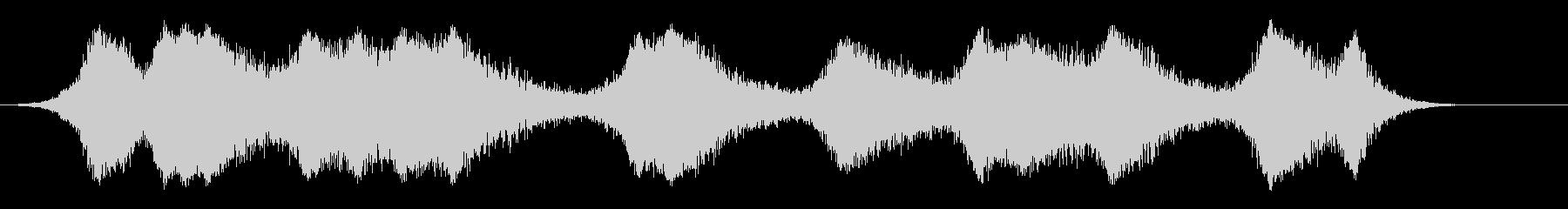 インディライツカー;トンネル内(1...の未再生の波形
