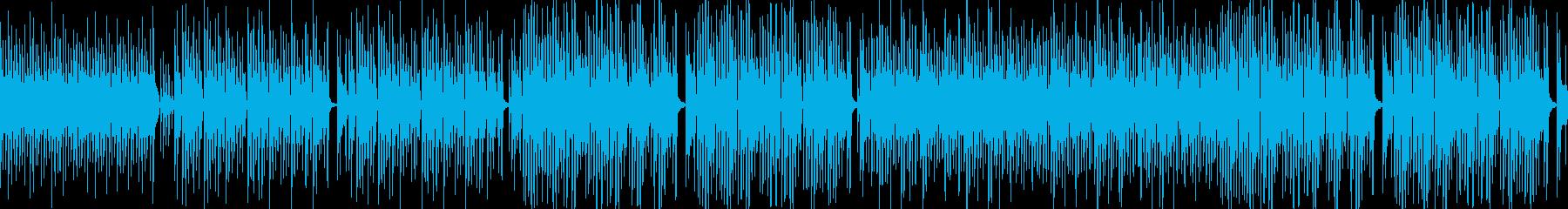 ■ループ・ボッサ・木琴・ピアノ・ゆったりの再生済みの波形