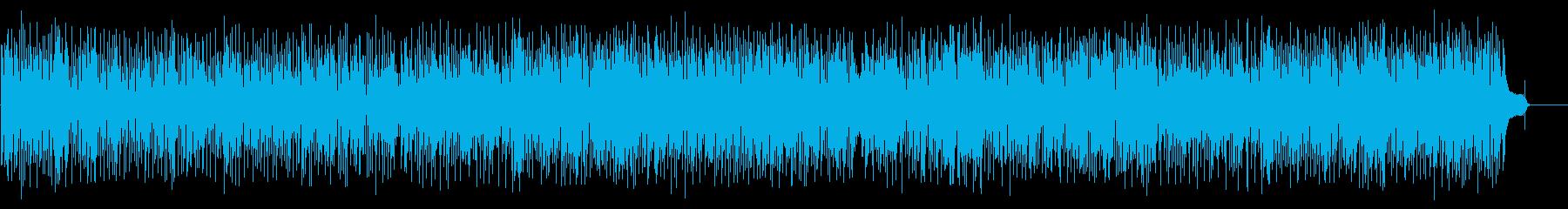 情熱的なマイナーラテンポップの再生済みの波形