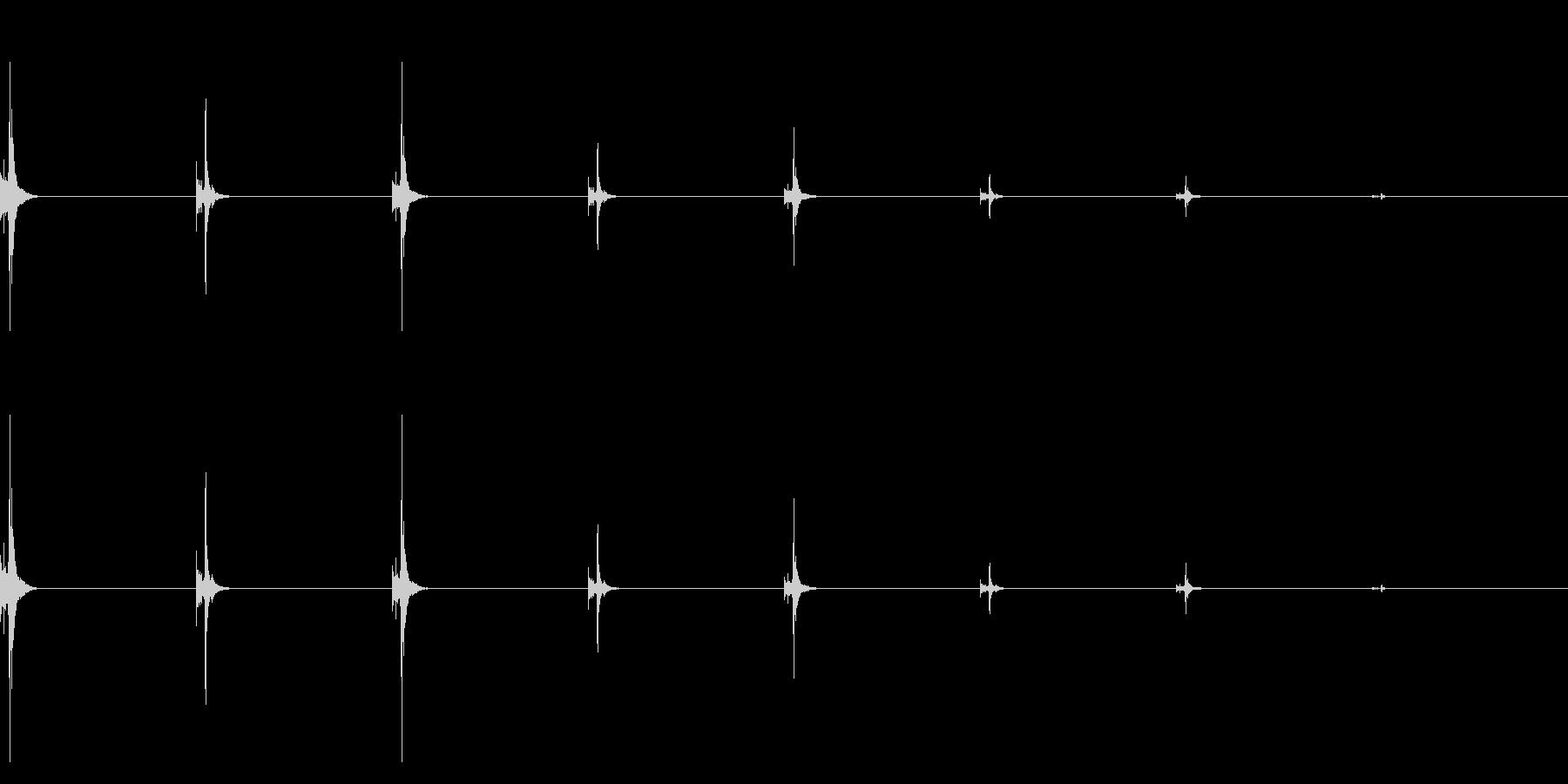 時計、タイマー、ストップウォッチ_C_6の未再生の波形