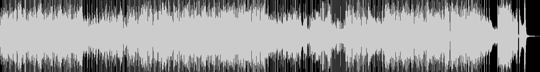 軽快・喜劇的なカントリーポップ 短尺の未再生の波形