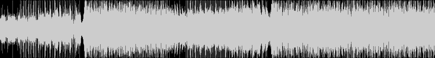 【ループ】壮大/感動的/バラードの未再生の波形