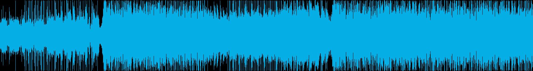 【ループ】壮大/感動的/バラードの再生済みの波形