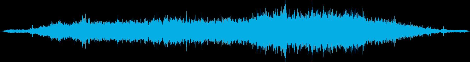 救急車:ディーゼルエンジン:Int...の再生済みの波形