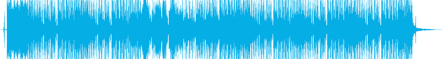 和風音源+ほのぼのの再生済みの波形