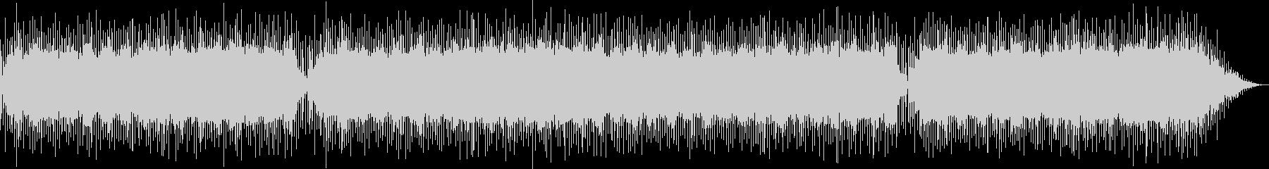 幻想的なフィーリングミュージックの未再生の波形