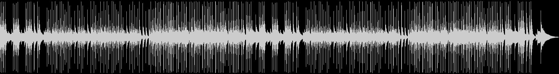可愛らしいクッキングの時間の音楽です。の未再生の波形