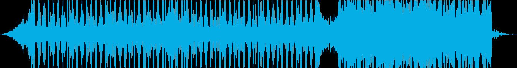 CMプロモーション用のBGMですの再生済みの波形