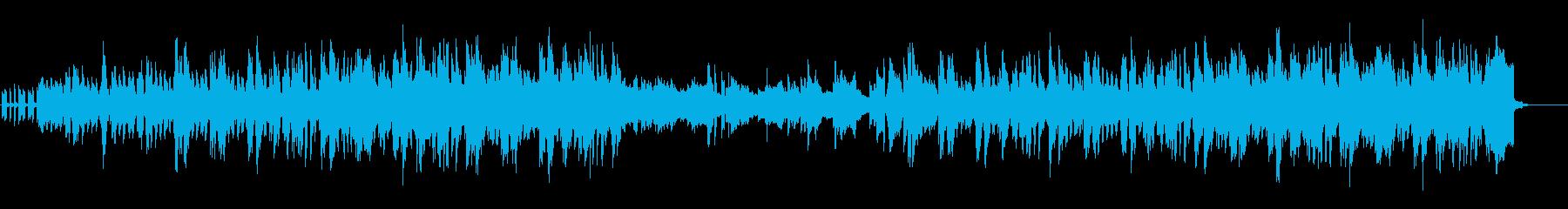 ロードピアノ、アコースティックピア...の再生済みの波形