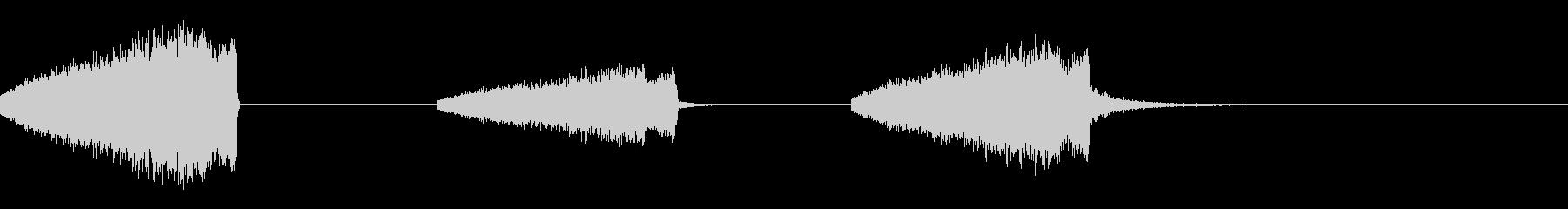 MEGA SWOOSH-3 ROO...の未再生の波形