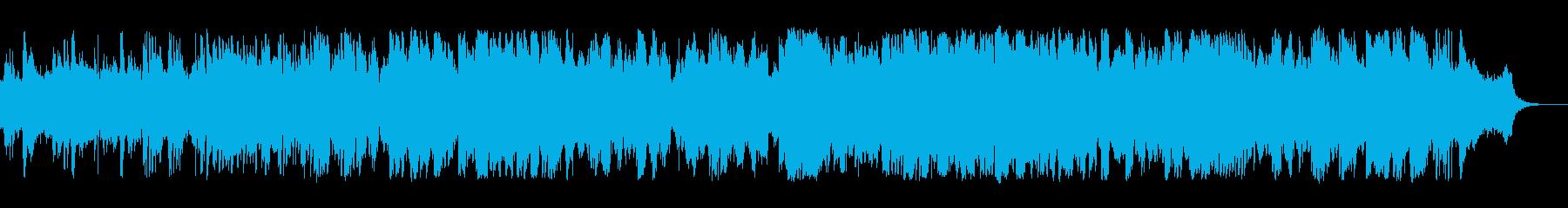 エアリアル サスペンス 説明的 静...の再生済みの波形